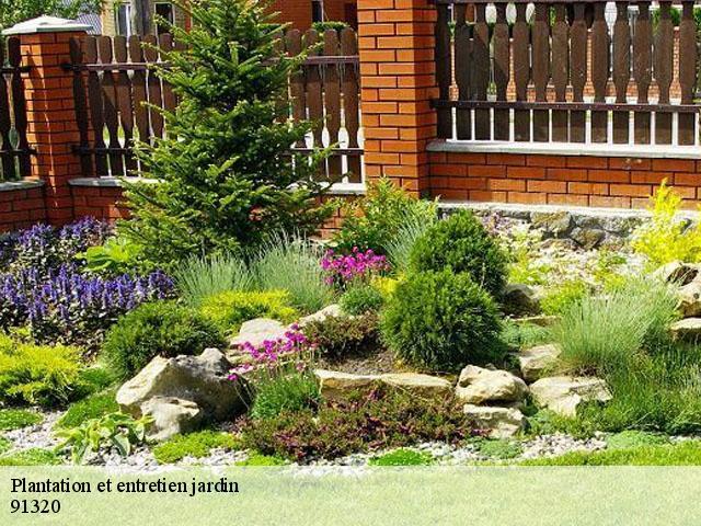 entretien jardin wissous